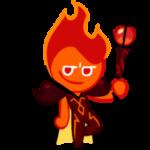 炎の精霊クッキーの詳細情報