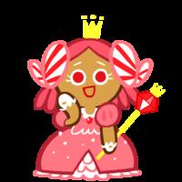 プリンセス味クッキーの詳細情報
