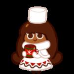 ココア味クッキーの詳細情報