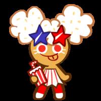ポップコーン味クッキーの詳細情報