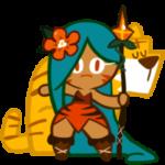 ジャングル味クッキーの詳細情報